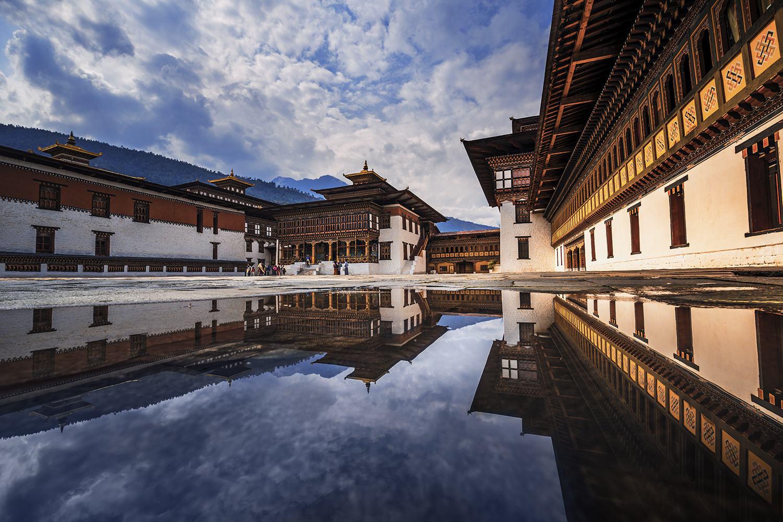 不丹摄影团