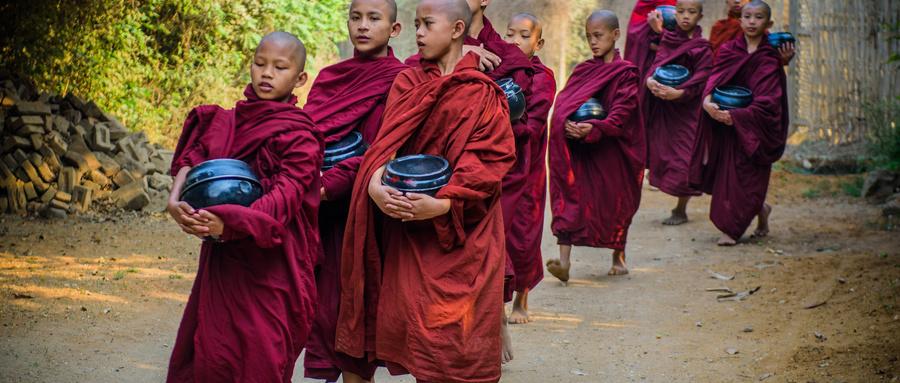 缅甸摄影旅游