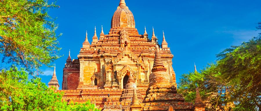 缅甸摄影游