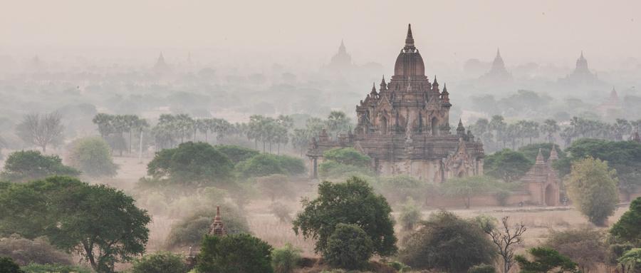 缅甸摄影团